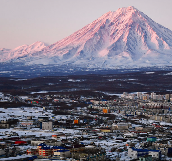 Hunting in Kamchatka